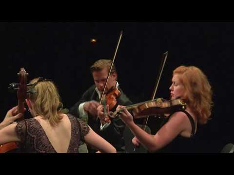 Mahler, Piano Quartet Kirill Troussov, Ellen Nisbeth, Elisabeth Hecker, Martin Helmchen; 07 14