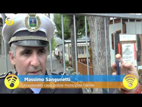 Ceriale, Aggiornamento della chiusura cautelare Campeggio Delphis: video #3