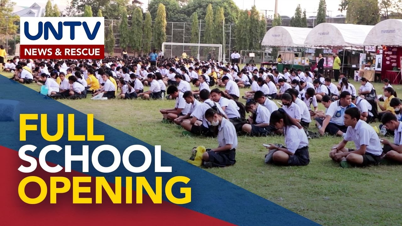 Thai Ministry of Education proposes full onsite school reopening