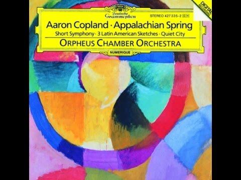 Aaron Copland: Appalachian Spring (Suite)