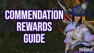 Ffxiv 2.1 0178 Commendations Rewards