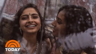 Sufi And Anjali Uses Spotlight To Spread Important Message About Love | TODAY
