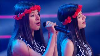 Download Twins   Gemel@s - The Voice Kids/Teens - Audiciones/Blind Auditions Mp3 and Videos