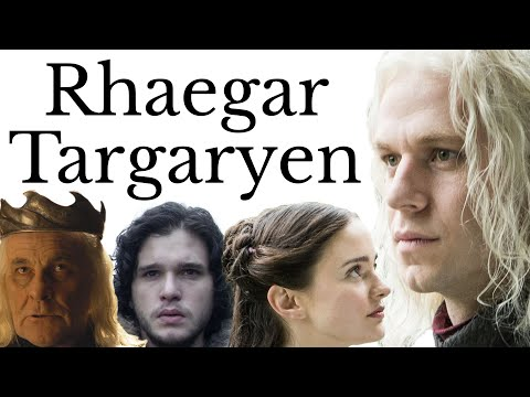 Rhaegar: was Jons father the true hero of Game of Thrones?