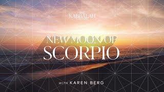Meditation for the New Moon of Scorpio