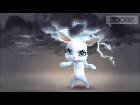 Zoobe зайка - YouTube