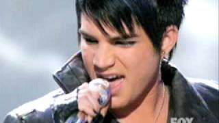 Adam Lambert Slow Ride Trio