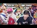 BOCAH SD PRO FANNY VS FANNY TERKUAT DI BUMI   Mobile Legends Indonesia