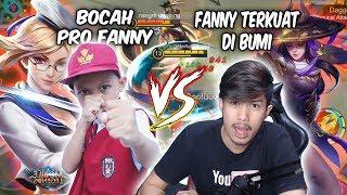 Download Video BOCAH SD PRO FANNY VS FANNY TERKUAT DI BUMI - Mobile Legends Indonesia MP3 3GP MP4