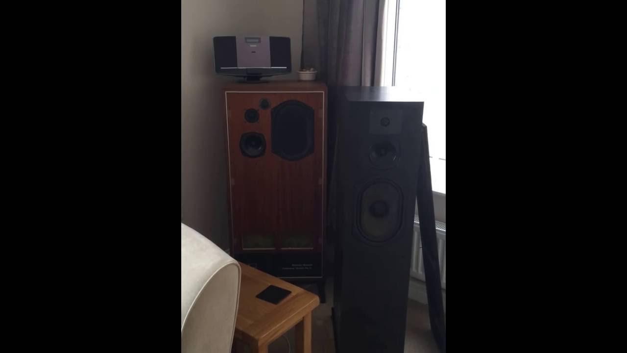 TDL STUDIO 4s transmission line speakers