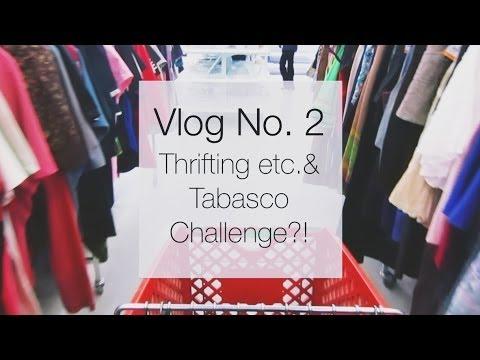 Thrift Vlog | OOTD | Room Tour | Haul | ToThe9s