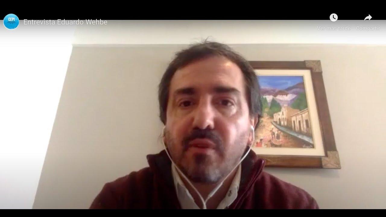 Entrevista a Eduardo Wehbe