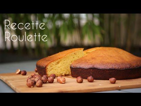 Gâteau aux noisettes !