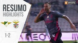 Highlights | Resumo: Moreirense 1-2 Benfica (Liga 19/20 #6)