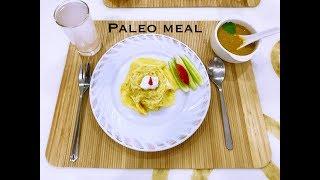 Paleo meal / Paleo pumpkin soup / Paleo rice | meal planning | Paleo diet recipe in tamil