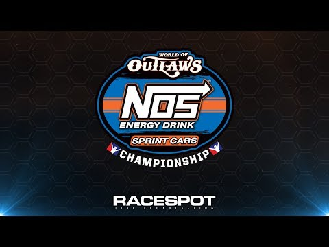 World of Outlaws NOS Energy Drink Sprint Cars Championship | Round 5 at Volusia