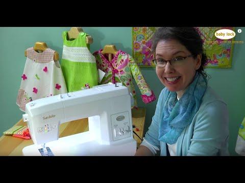 How To Thread The Baby Lock Sashiko YouTube Best Sashiko Sewing Machine