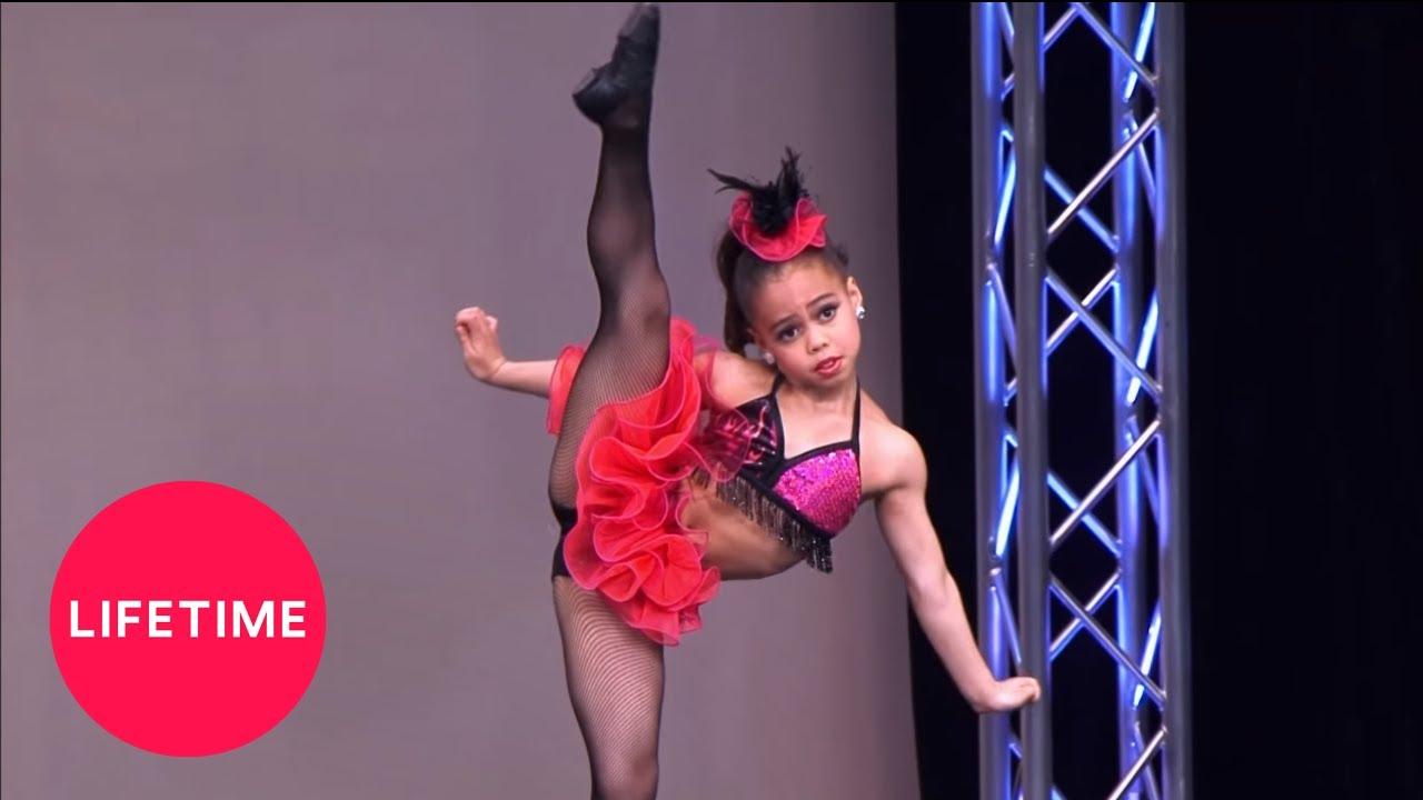 "Dance Moms: Asia's Solo – ""Too Hot to Handle"" (Season 3) | Lifetime"