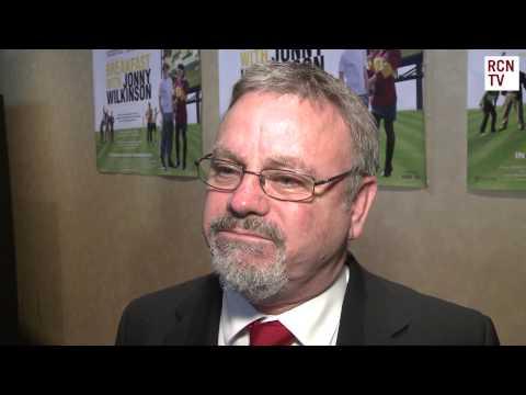 Norman Pace Interview Breakfast With Jonny Wilkinson Premiere