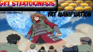 Get Steatokinesis | Fat Manipulation // Subliminal //