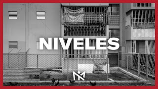 Myke Towers - Niveles (Lyric Video)