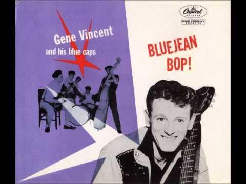 Gene Vincent & His Blue Caps - Jump Back, Honey, Jump Back