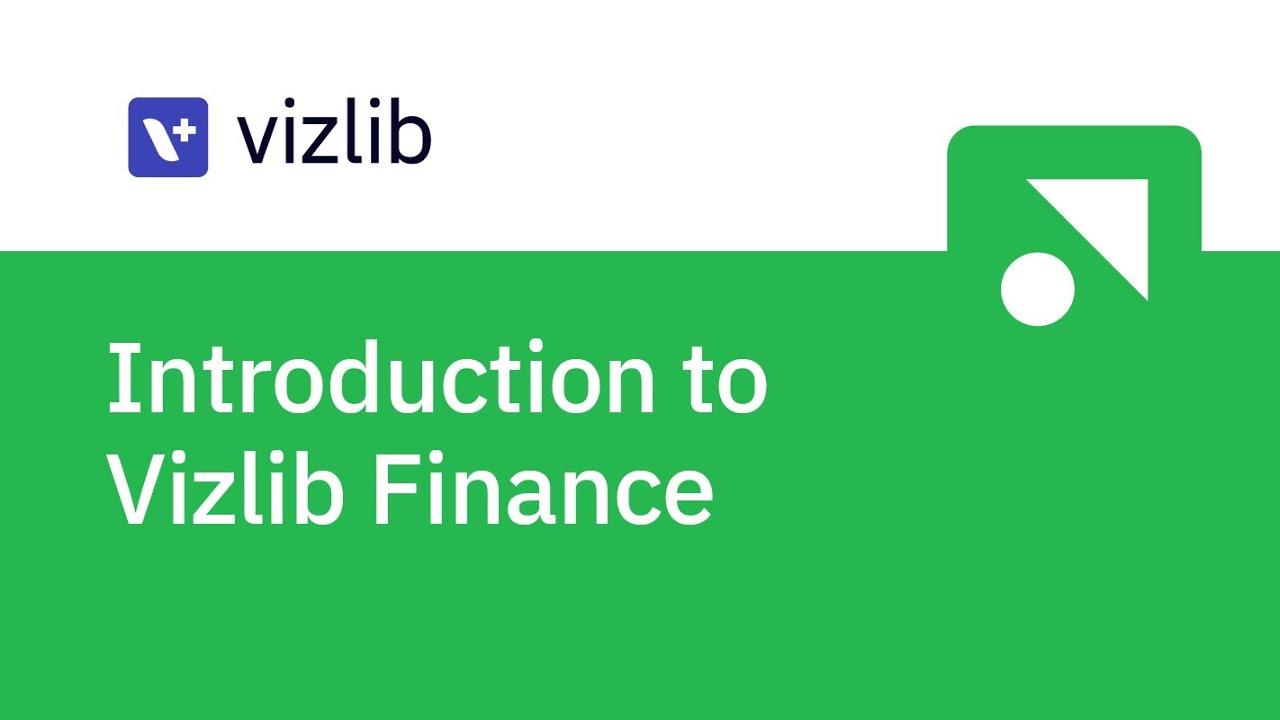 Introduction to Vizlib Finance Report Extension for Qlik Sense (previously  Climber Finance Report)