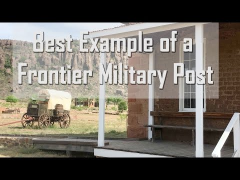 Fort Davis National Historic Site | A Frontier Military Post