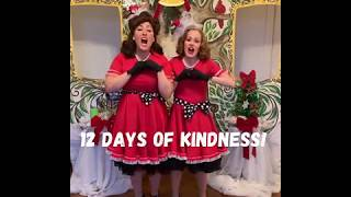 The Mannerhausens 12 Days of Kindness (Song Only)