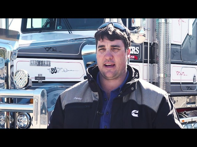 PACCAR Portraits - Bower's Heavy Haulage
