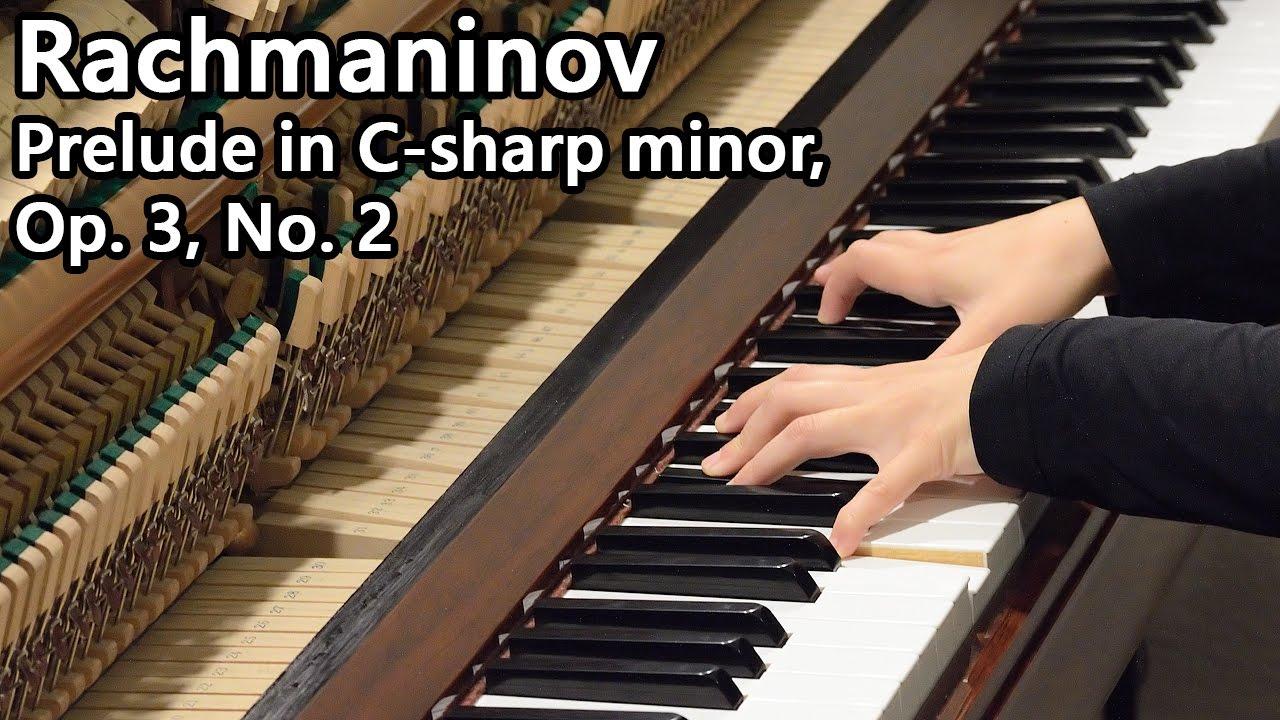 Rachmaninov: Prelude In C-sharp Minor, Op. 3, No. 2 (Anna