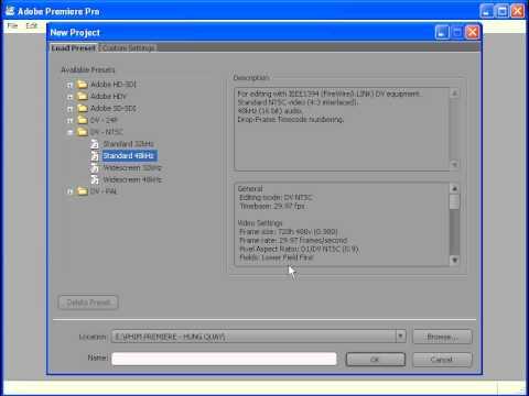 Adobe Premier Pro 2 - Phan 1 - Bai 1 - Gioi thieu
