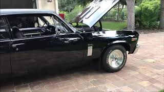 69 Nova SS | 383 Stroker Stage 3 | West Coast Engines