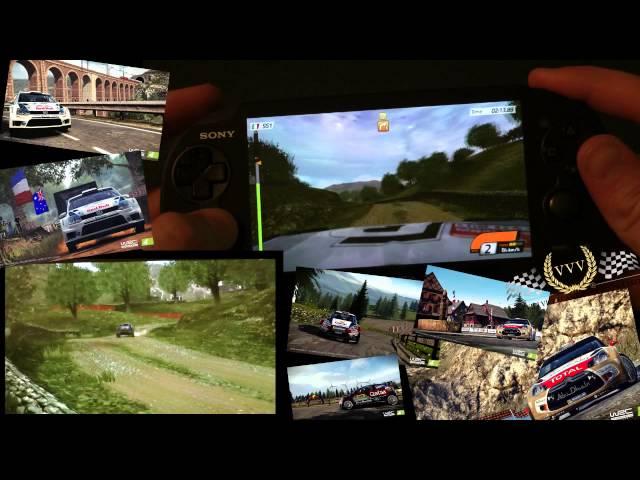 WRC 4 on Vita   Rally Italy