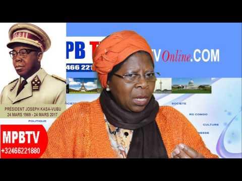 RDC-Il y a 48ans mourrait le Président Joseph Kasa-Vubu-De Kimbangu à Kasa-Vubu Justine se souvient