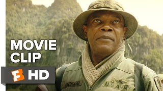 Kong: Skull Island Movie CLIP - Magnificent (2017) - Samuel L. Jackson Movie