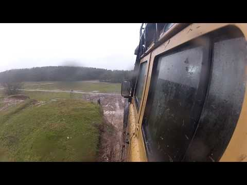 New Land Rover Discovery Salisbury >> Camel Trophy at Salisbury Plain New Year 2014