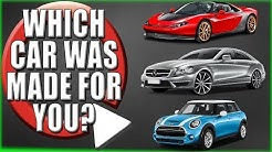 Which Car Is For You? | Car Quiz