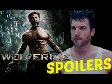 The Wolverine - SPOILER Review by Chris Stuckmann