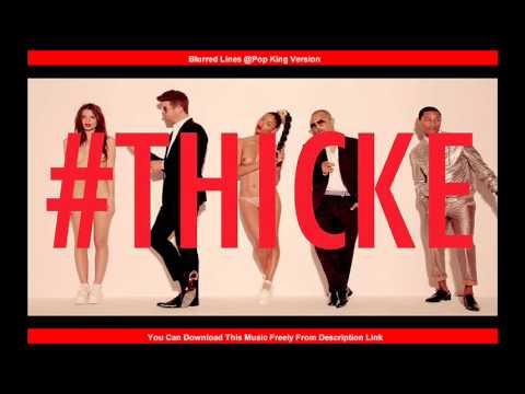 [HD]Robin Thicke featT I+ PharrellBlurred Lines[2013][Free Download]
