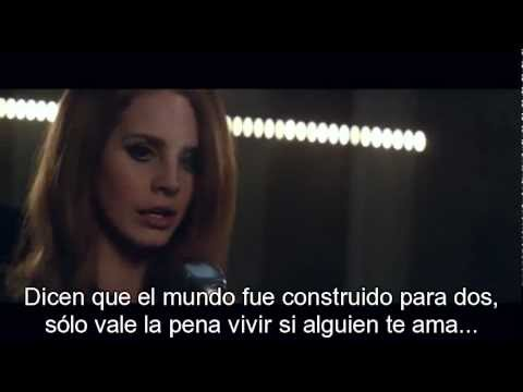 Lana Del Rey – Video games [Subtitulado al Español]