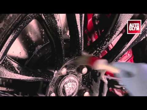 How to use Autoglym Custom Wheel Cleaner