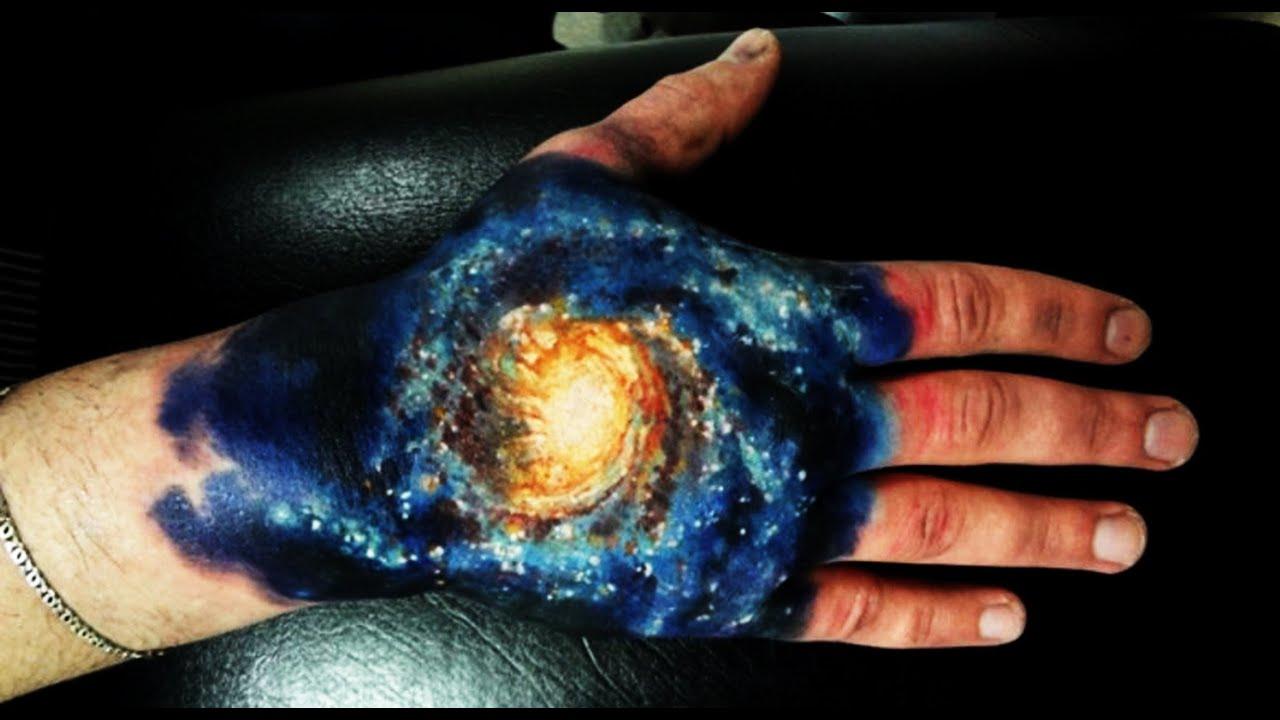 Best 3d Tattoos 3d Hand Tattoo Designs Part 2 Youtube