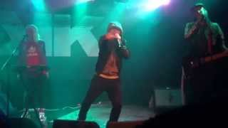"KITOK ""Halleluja (Krossa eller krossas)"" (Live at Club KingKong, Etablissementet Sth 11 Nov 2014)"