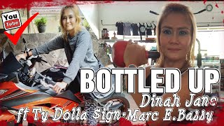 Dinah Jane ft.Ty Dolla $ign & Marc E. Bassy - Bottled Up | Zumba Choreography