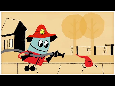 """""""Firefighter,"""" Songs about Professions by StoryBots"""
