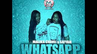 Malika Chanel & Safyah - Whatsapp - March 2016