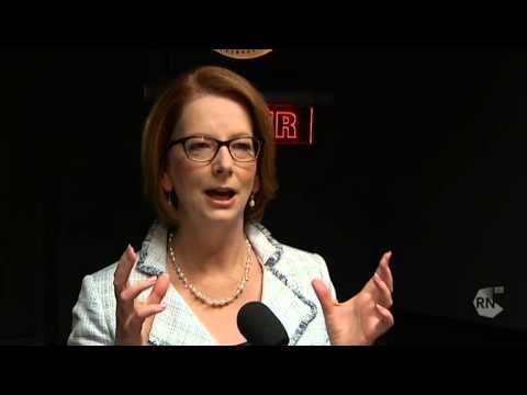 Prime Minister Julia Gillard on education reform [HD] ABC Radio National Breakfast