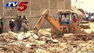 Wall collapse in Tiruvallur kills 11 people : TV5 News