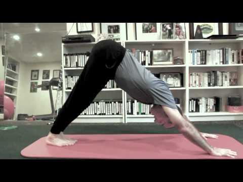 Yoga Stretches & Exercises